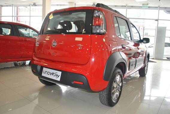 Fiat Uno Way 1.3 0km - Anticipo O Tu Usado!