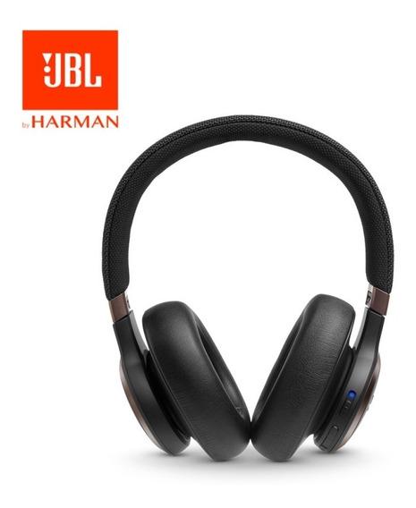 Fone Bluetooth Jbl Live 650btnc Com Cancelamento De Ruído