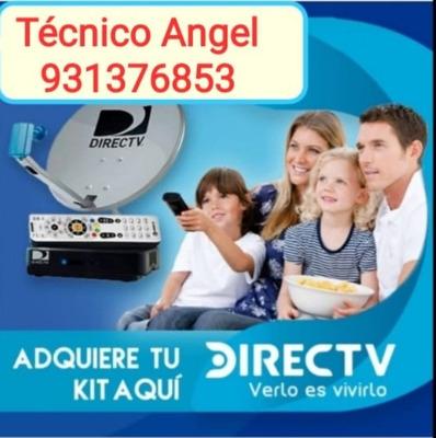 Servicio Técnico Instalación Directv 931376853 Lima