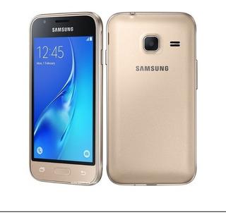 Samsung J1 Mini Prime Dorado Libre Nuevo