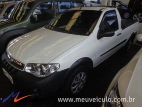 Fiat Strada Fire 1.4 Cabine Simples 2011 Branco