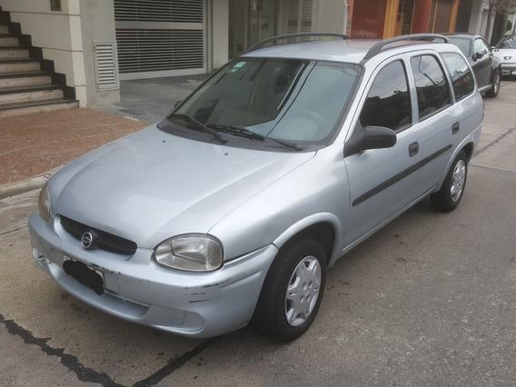 Chevrolet Corsa Gl 1.6 Nafta Titular Al Dia Km 117000 /vtv