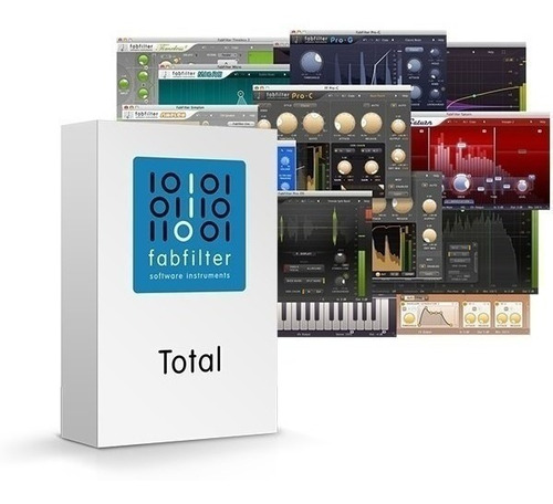 Fabfilter Plugins - Pack Completo 2020 (vst-aax)