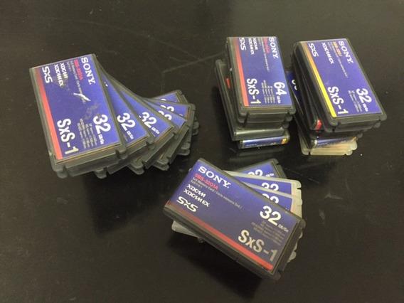 Cartão Sxs 32 Gb