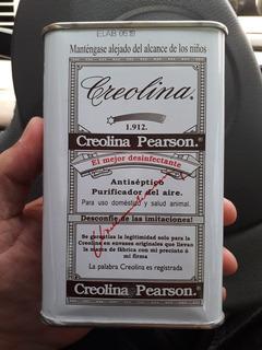 Creolina Pearson Original 500cc. Al Mayor Y Al Detal