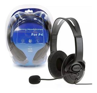 Audífonos Con Micrófonos Ps4 Gaming Headphones Xboox Pc