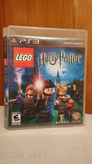 Lego Harry Potter Years 1-4 (con Manual) Ps3 Od.st