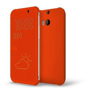 Funda Dot View Case Htc One M9+ Plus Funda Inteligente Full