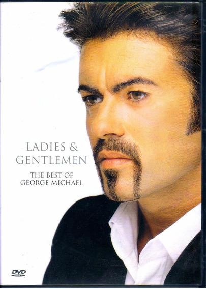 George Michael Ladies & Gentlmen Dvd Original Novo Lacrado