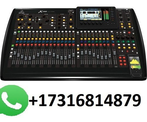 Behringer X32 32-channel 25-bus 40 Input Digital Mixing Boar