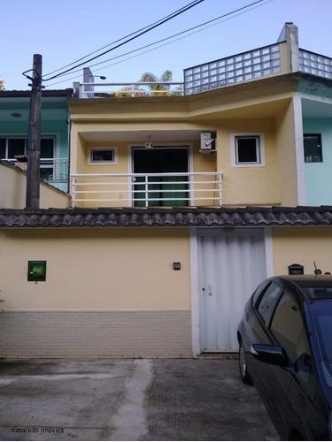 Imagem 1 de 14 de Casa Em Condominio Jacarepaguá Ci1858