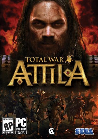 Total War Attila Steam Key Online Estratégia Multijogador Digital