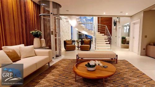 Casa Para Venda Em Bertioga, Riviera, 7 Dormitórios, 7 Suítes, 9 Banheiros, 8 Vagas - 6870_1-1813848