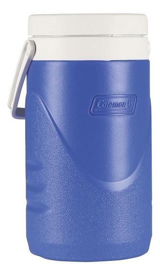 Termo 1/2 Galon Poly Lite Azul Coleman M5693-718g