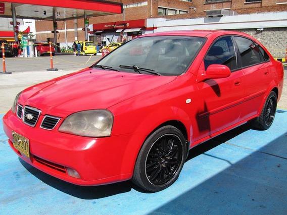 Chevrolet Optra 1800cc Mt Aa