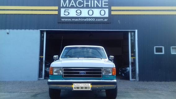 Ford F100 Naft Luj 1989