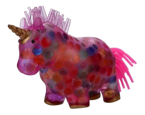 Squishy Mesh Unicornio Bichinho Macio Anti Stress De Apertar