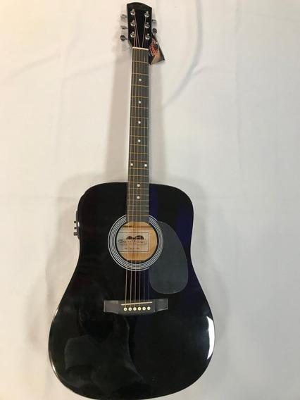 Guitarra Electroacustica Caja Gande Ecualizador Afinador