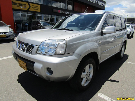 Nissan X-trail At 4x4 2500cc Aa