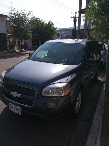 Chevrolet Uplander 2007 3.5 Ls Paq. A Mt