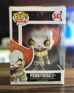 Funko Pop Pennywise With Severed Arm #543 - Miltienda - It