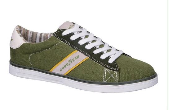 Zapatillas Goodyear Original Cosidas Promoción Local Centro