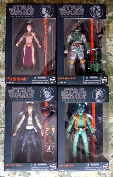 "Star Wars Force Awakens The Black Series #07 POE DAMERON 6/"" Pilot Action Figure"