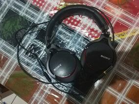 Sony Mdr-1a Headphone De Alta Resolução