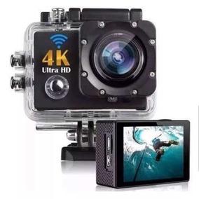 4k Ultra Hd Profissional Full Hd 1080p Preto Envio Imediato