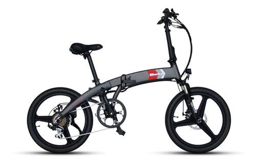 Beta Bicicleta Smart Eléctrica Bici Eco Disco 12/18 Cuotas!