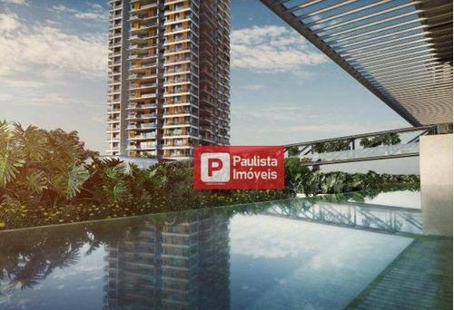 Apartamento Duplex Com 4 Dormitórios À Venda, 411 M² Por R$ 6.683.035,00 - Brooklin - São Paulo/sp - Ad0255