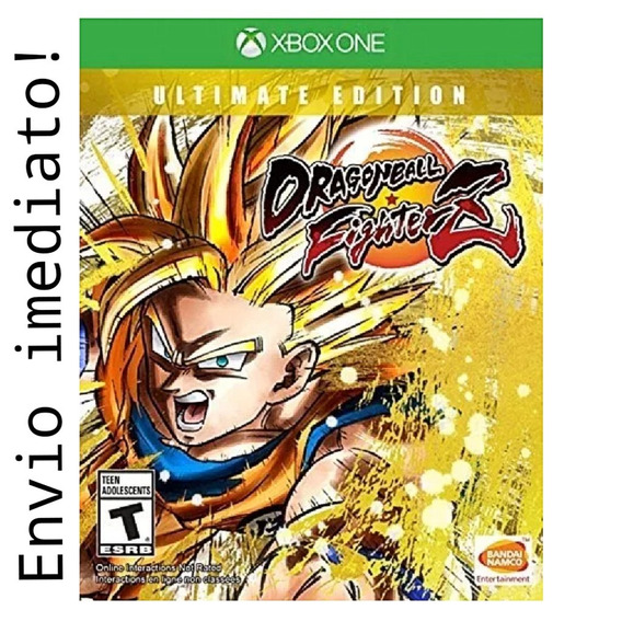 Dragon Ball Fighterz - Xbox One Online