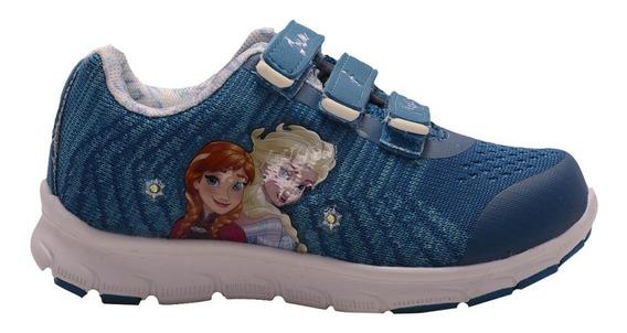 Zapatillas Addnice Flex Frozen Snow Turquesa Envíos