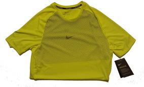 Playera Camisa Nike Running Breathe Aaa4868-702
