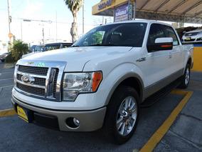 2010 Ford Lobo Lariat 4x2 Color Blanco