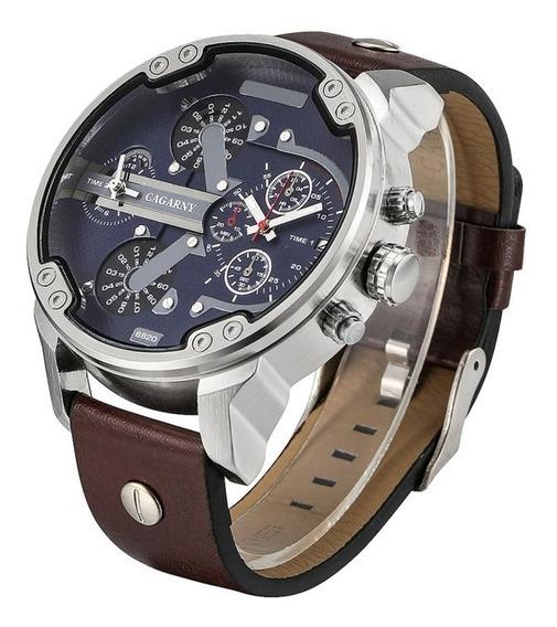 Relógio Masculino Esportivo Cagarny Diesel