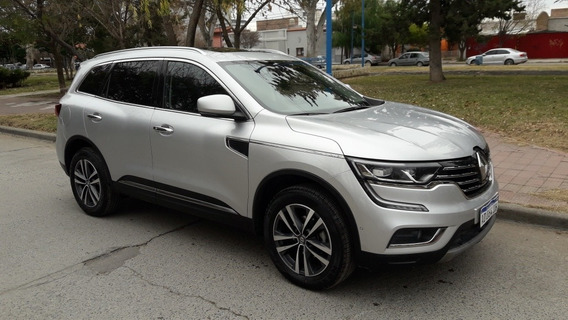 Renault Koleos 2.5 4wd Cvt 2018
