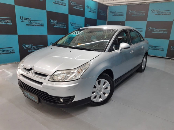 Citroën C4 2.0 Pallas Exclusive 16v Flex 4p Automático