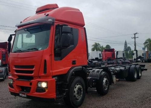 Iveco Cursor 450 - No Chassi 8x2