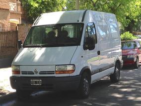 Renault Master 2.8 Diesel. Furgón Corto Alto. 2005