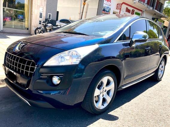 Peugeot 3008 Premium Plus 156v Tiptronic Automatica Mod 2011