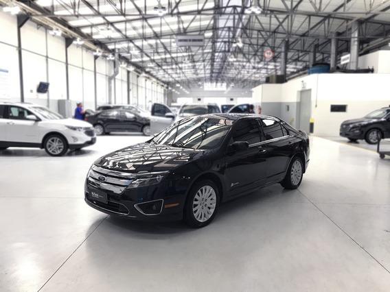 Ford Fusion Hybrid - Blindado
