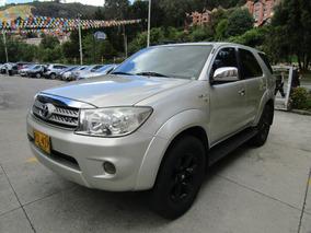 Toyota Fortuner Sr5 2.7l At 2700cc 4x2 2011