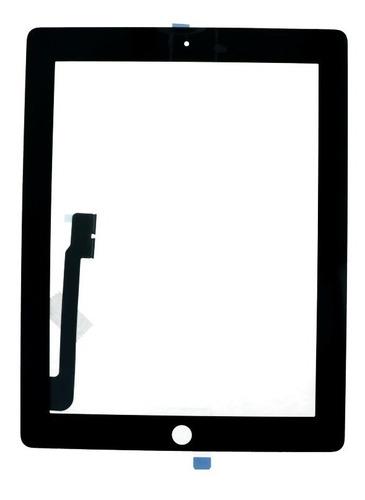 Vidro Touch iPad 3/4 Lente Visor Frontal