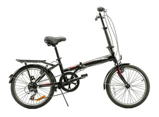 Bicicleta Firebird Plegable Rodado 20 V/brakes - Racer Bikes