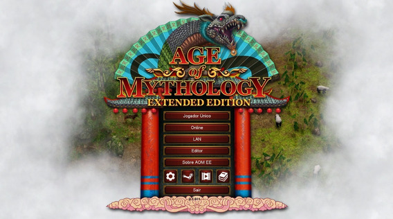 Age Of Mythology: Tale Of The Dragon Jogo De Computador