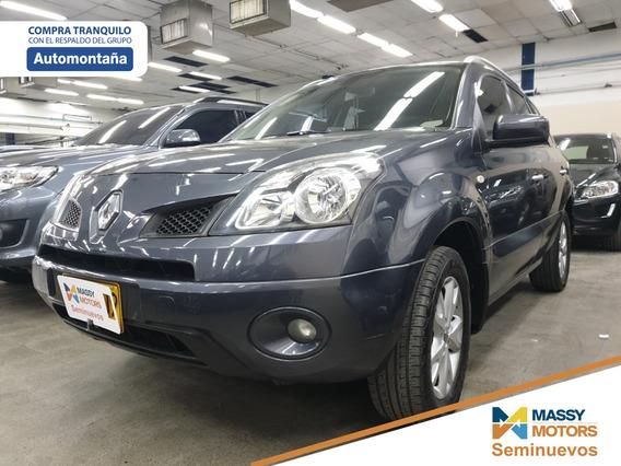 Renault Koleos Mecánica