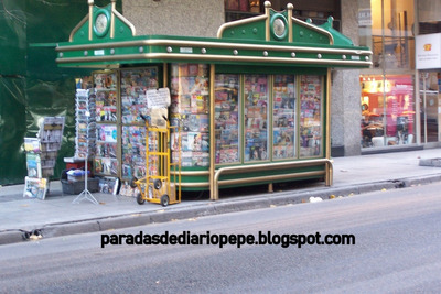 Parada De Diarios En Caballito Ut 150.000 Paradaspepe