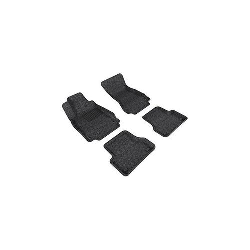 Custom Fit Car Mat 4PC PantsSaver Tan 4213143
