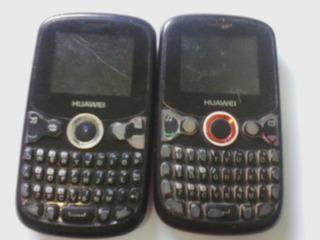 Celular Huawei Desbloqueado-2 Unidades- -leia O Anuncio